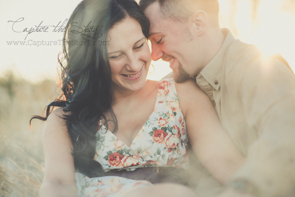 {Love Story} C+M Engagement – Redding CA Engagement Photographer