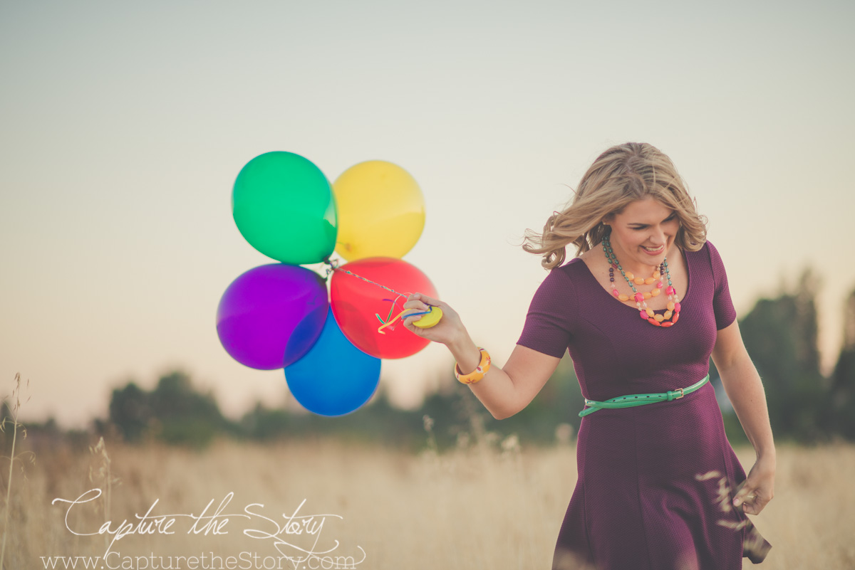 Lacy's {Birthday Story} – Redding, CA Portrait Photographer