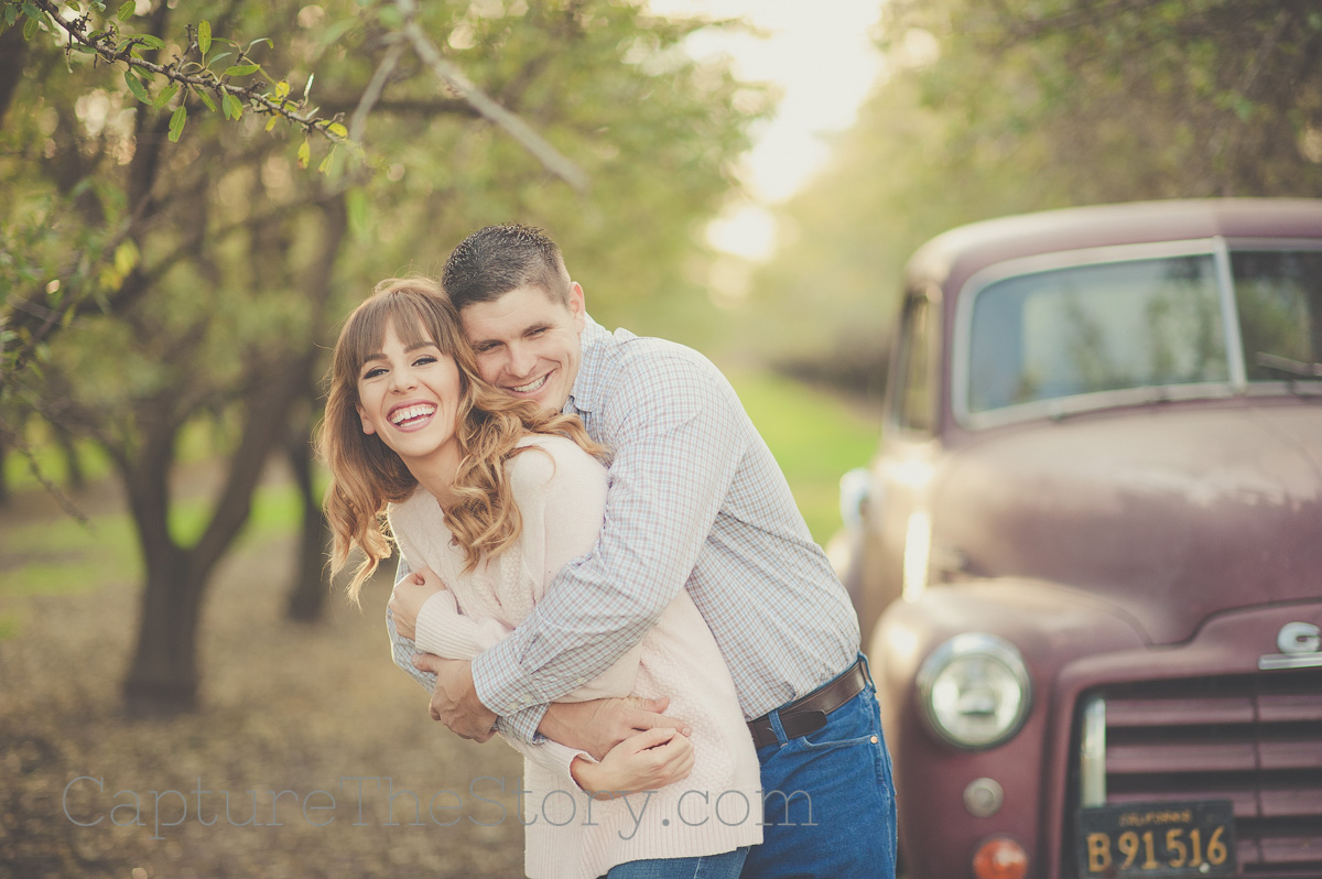 Kate + Brian {Love Story} – Chico, California Engagement Photographer